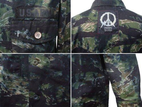 他の写真2: PROPA9ANDA プロパガンダ PROTECTION ARMY SHIRTS アーミーシャツ