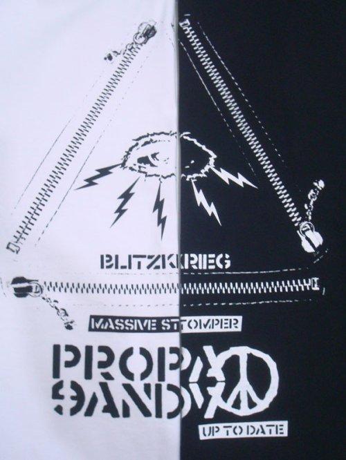 他の写真2: PROPA9ANDA プロパガンダ MASSIVE STOMPER L/S ビッグTEE