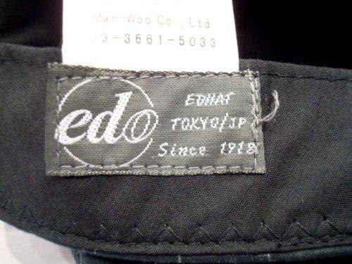 他の写真2: EDHAT(エドハット) ウィンドペンチェック キャスケット BLK